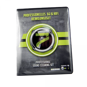 Professionelles-DJ-amp-Hifi-Schallplatten-Reinigungs-set-inkl-Carbonbuerste