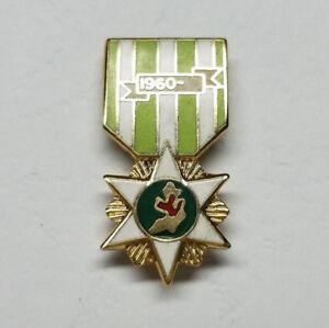 Hat Lapel Tie Tac Pin Vietnam Veteran God Duty Country