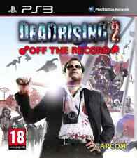 Playstation 3-Dead Rising 2 Off The Record Ps3  GAME NEW