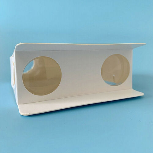 DIY Paper Telescope Model Building Kits Inventions Physics Experiment Toys sqSPU