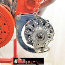 Small Block Chevy Chrome Low Mount Alternator Bracket Sbc Short Pump 305 350 400