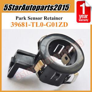 39681-TL0-G01 Black Parking Sensor Retainer for Honda ...