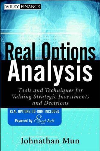 Real options and strategic investment decisions techniques optimize mutual fund investment results