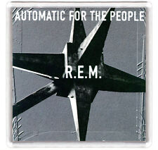 REM - AUTOMATIC FOR THE PEOPLE LP COVER FRIDGE MAGNET IMAN NEVERA