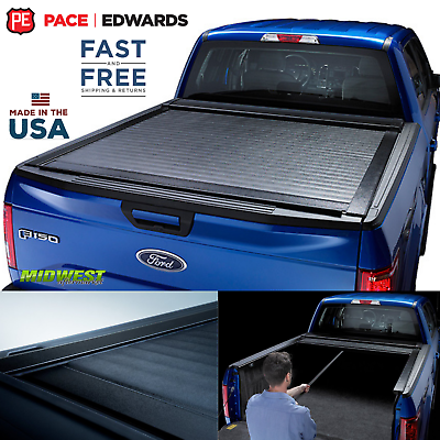 Toyota Tundra Bed Cover >> Pace Edwards Switchblade Retractable Tonneau Cover 07 19 Toyota Tundra 5 7 Bed Ebay