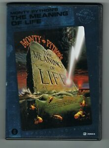MONTY-PYTHON-039-S-THE-MEANING-OF-LIFE-SPECIAL-EDITION-2-DVD-SET-IMPORT-UK