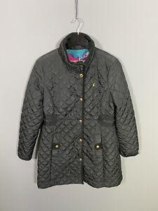 JOULES-FAIRHURST-Jacket-Size-UK12-Black-Great-Condition-Women-s