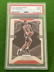 2019-20 Cam Reddish Rookie RC 🔥 PSA 9 Mint 🔥 Atlanta Hawks 🔥 Investment