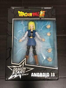 DBS-AND18-Bandai-Dragon-Stars-Dragon-Bola-Android-18-Figura-de-Accion