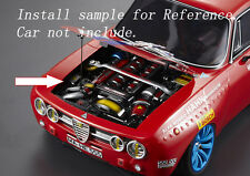 1/10 RC Car Touring Car Modified Vertical Engine Finished Type  48504
