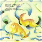 Eduard Erdmann: Symphony No. 4 (CD, Oct-2006, CPO)
