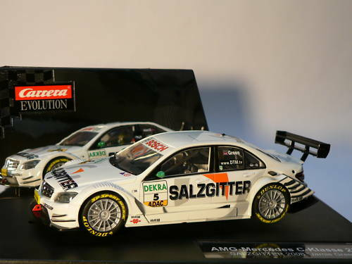 Carrera Evolution 27234 AMG Mercedes Salzgitter NEW