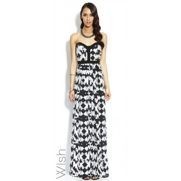 WISH - Crush Maxi size XS 8 CLEARANCE BNWT