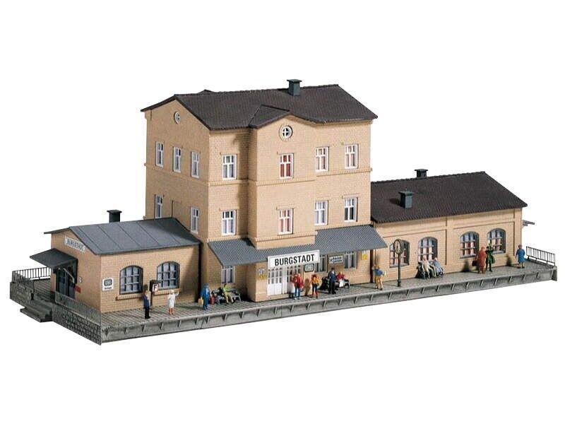 PIKO 60023 60023 60023 Bahnhof Burgstadt, Bausatz, Spur N d146ec