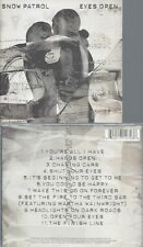 CD--SNOW PATROL -- -- EYES OPEN
