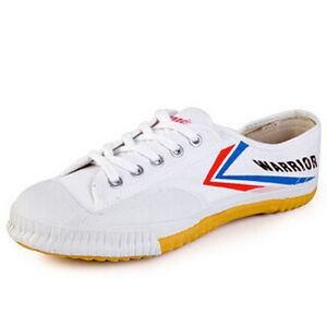 Men & Women WARRIOR Canvas Wushu KungFu Shoes Sneakers Leisure Soft Sport Shoes