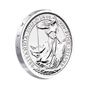 2013-Royal-British-Mint-S-S-Gairsoppa-Britannia-1-4-oz-Silver-Coin