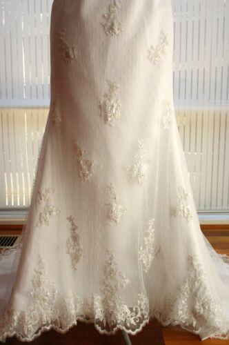 best service a283a 7f180 Tags Snörning Dark Brudklänning New Us Frakt Brand Ivory Oz  Bröllopsklänningar With Designer 6 Gratis Us ...