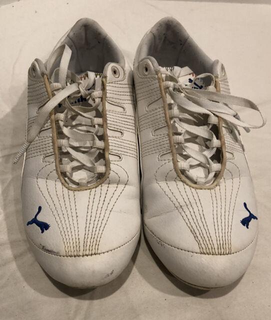 Cheerleading shoes Puma White Athletic