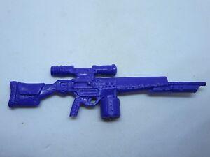GI Joe Weapon Stalker Gun 1989 Original Figure Accessory