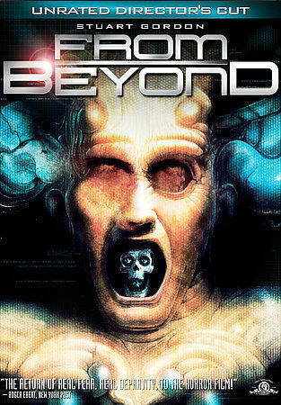 From Beyond Dvd 2007 Unrated Directors Cut For Sale Online Ebay