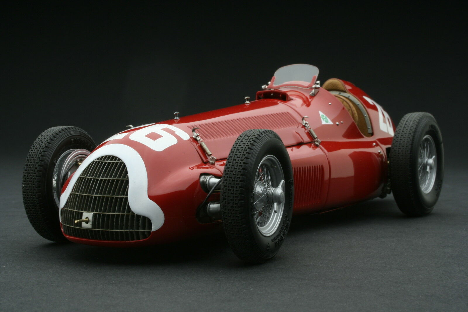 Exoto XS   1 18   1951 Alfa Romeo Alfetta 159 M   GP of Spain at Pedralbes
