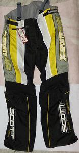 Pantalon-Motorrad-Moto-Culotte-Scott-Impermeable-a-l-039-eau-Taille-Taille-XXXL