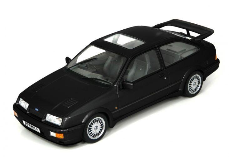 Excelente norev 1 18 de Metal 1986 Ford Sierra Rs Cosworth GB Rhd en Negro