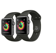 Apple Watch Series 3 42mm Aluminium Smartwatch / Uhr / Fitnesstracker