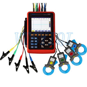 ETCR5000-3-Phase-Power-Quality-Analyzer-Meter-with-ETCR040B-Current-Clamp-Sensor