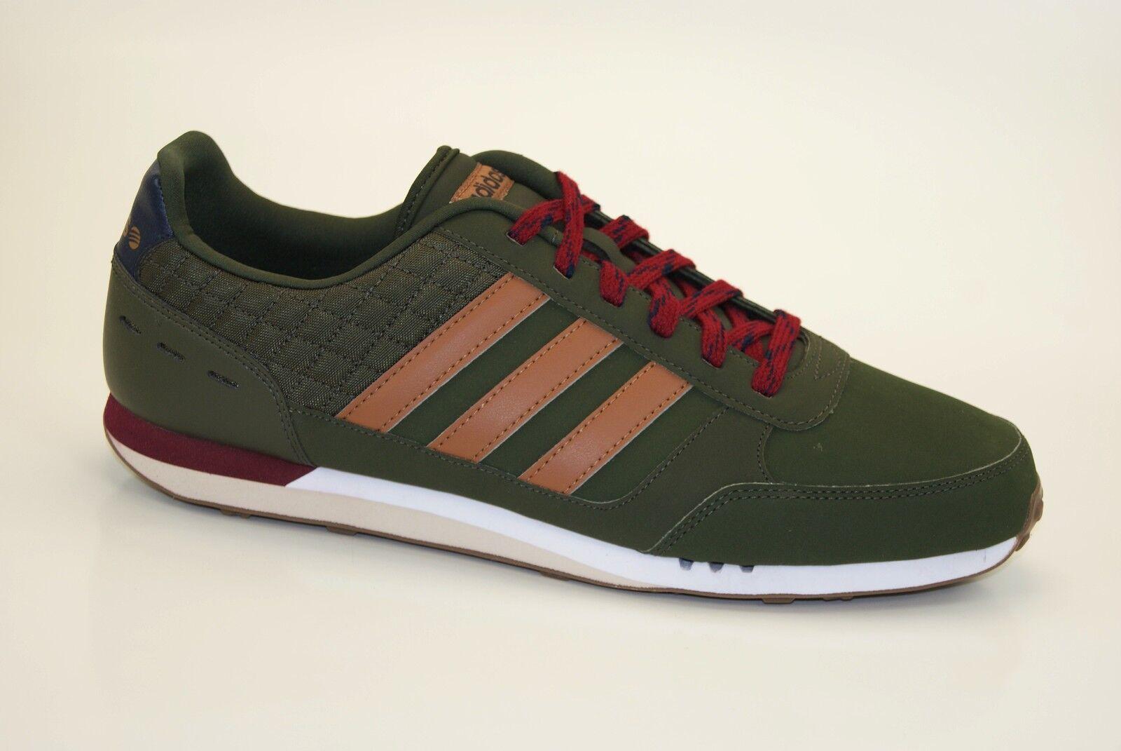 Adidas City Racer Sneakers Sportschuhe Turnschuhe Training Damen Herren Schuhe