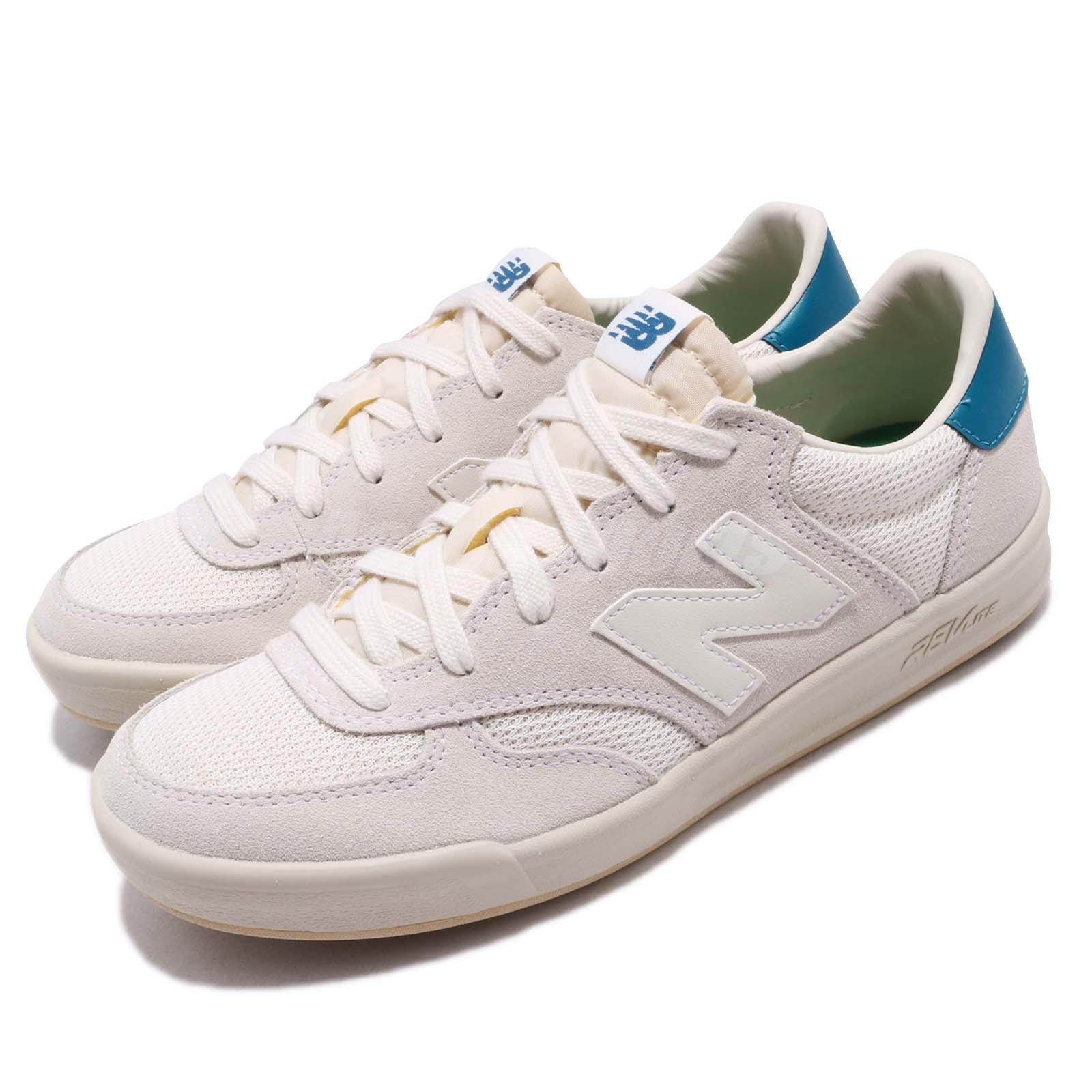 Nuovo equilibrio CRT300VW  D Beige blu Suede Men Scarpe Casuale scarpe da ginnastica CRT300VWD  vendita di offerte