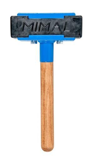 Professionnel Marteau dispositif transdermique marteau plaques LEGER marteau outil Main Caoutchouc Marteau mbm01