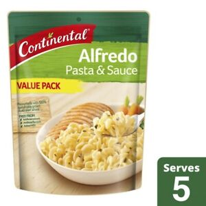Continental-Value-Pack-Pasta-amp-Sauce-Alfredo-Serves-5-145g