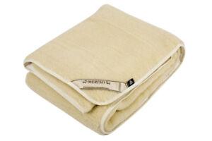Merino-Unterbett-Matratzenauflage-100-Wolle-100x200-Unterlage-Schurwolle