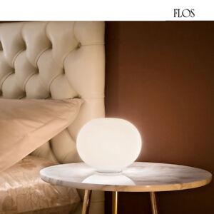 Tischleuchte Glo-Ball Basic Zero Switch, Signiert FLOS
