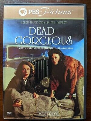 Dead Gorgeous DVD Out of Print RARE PBS Mystery Helen ...