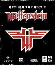 Return to Castle Wolfenstein Mac New Sealed Rare