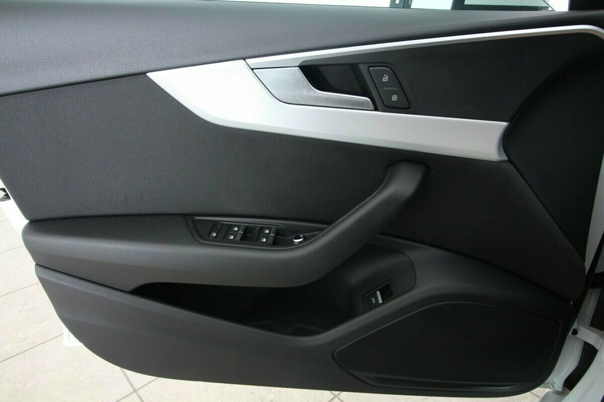 Audi A4 TFSi 190 Sport Avant Van