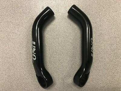 New Kalloy Guizzo Alloy Bicycle Bar End Short Size Anodized Black
