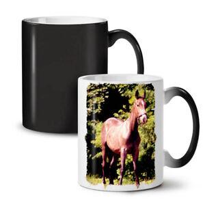 Nature Animal Horse Wild NEW Colour Changing Tea Coffee Mug 11 oz   Wellcoda