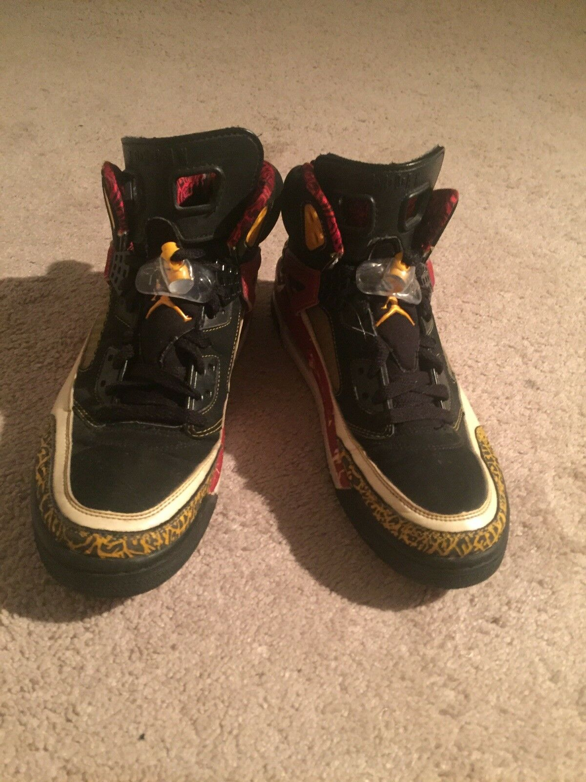 Nike air jordan ist spizike spizike spizike kings county größe 10,5 3c4583