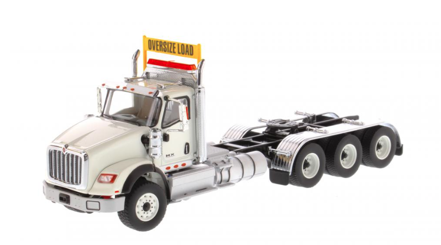 Diecast Masters 71007 échelle 1 50 International HX620 Remorque Tracteur