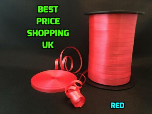 2 MM wide 100 Meters Florist poly ribbon MASSIVE COLOUR SELECTION STOCKED