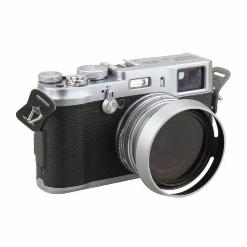 JJC LH-X100 Lens Hood /&Adapter Ring fr Fujifilm X100V X100S X100T X70 X100F X100