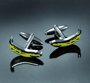 TROIKA-BANANA-ANDY-WARHOL-Design-Herren-Schmuckset-Men-s-Jewelry-Sets