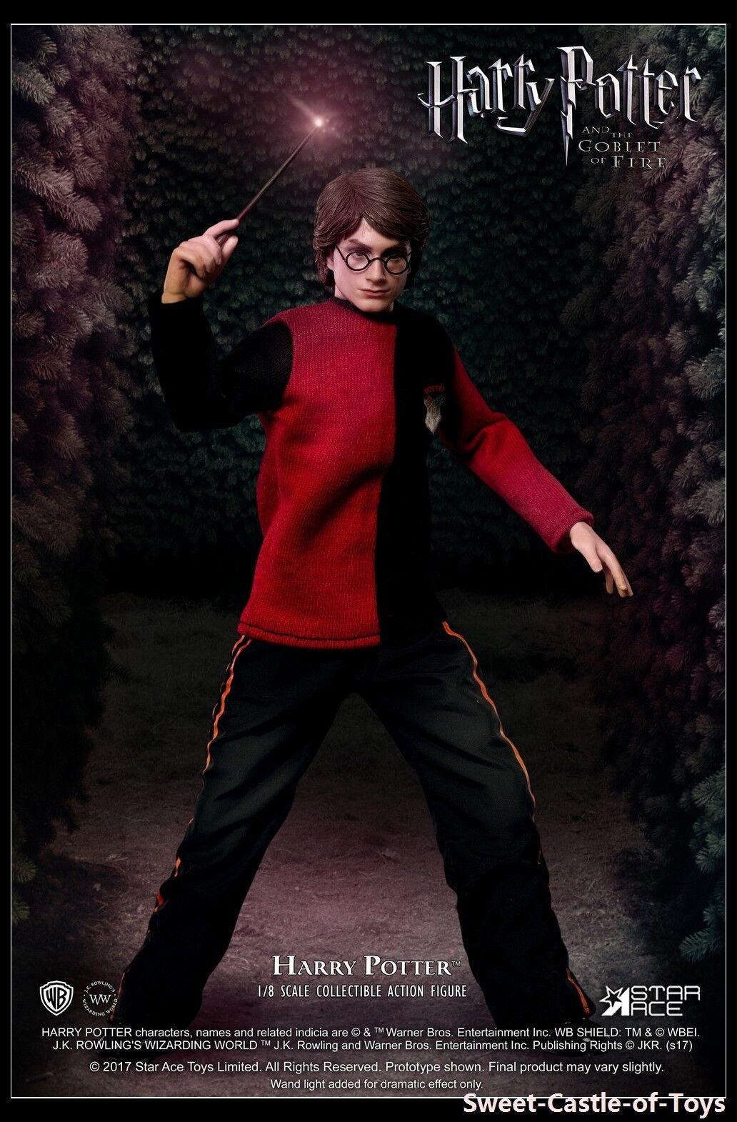 1 8 estrella Ace giocattoli Harry Potter the Goblet  of Fire Tri-Wizard Tournament SA8001C  migliori prezzi e stili più freschi