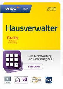 Download-Version-WISO-Hausverwalter-2020-Standard-50-Wohneinheiten