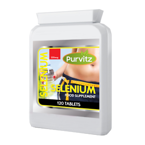 Selenium Tablets Capsules 220mcg Contains Vitamin A C E Vitamins ACE Made In UK