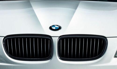 BMW M Performance 3er e90 e92 e93 LCI FRONT Griglia Decorativa Griglia Decorativa Nero ORIG